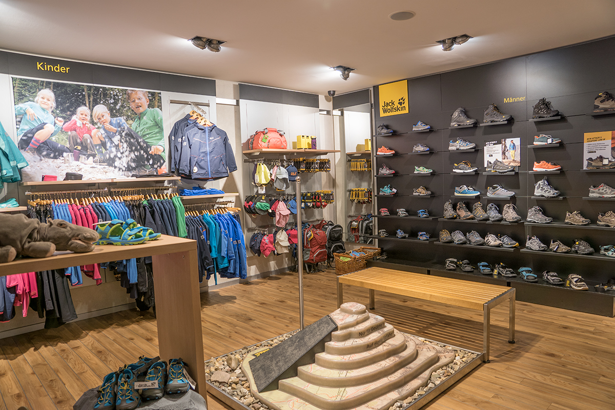 save off 4a832 cc3a2 Jack Wolfskin Store – Haarenstraße Oldenburg